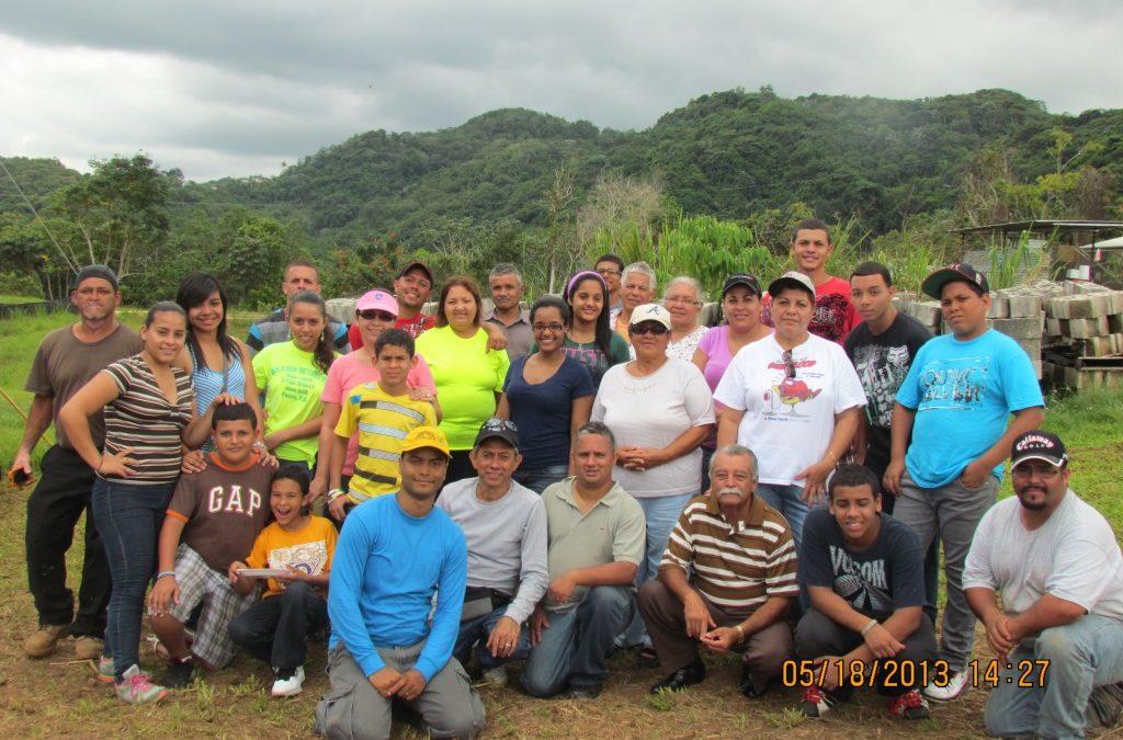 Terreno en Ciales, ya somos más…