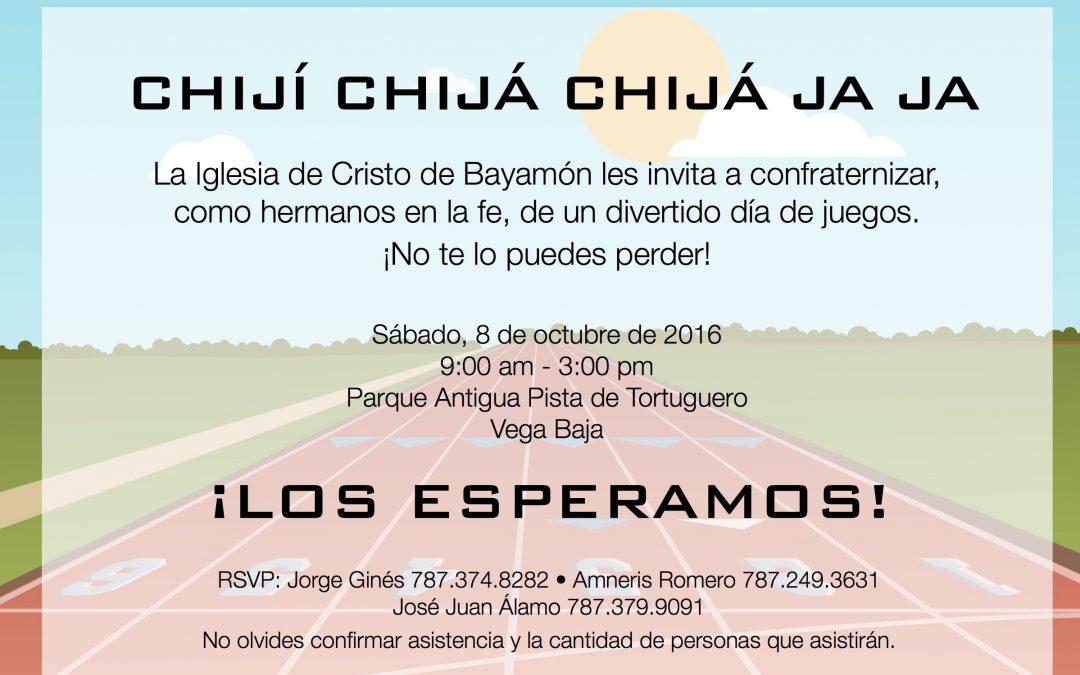 Compartir en Tortuguero 2016