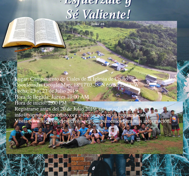 VII Campamento Nacional 2019