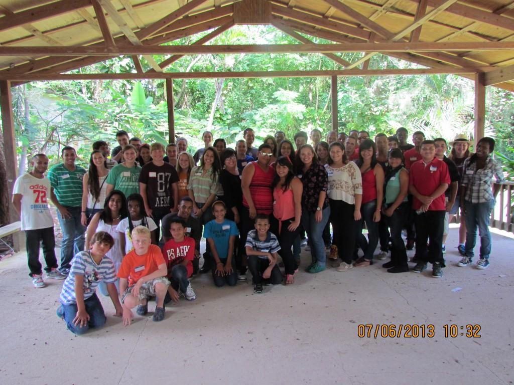 Encuentro Nacional de las Iglesias de Cristo en Puerto Rico 2013