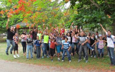 Encuentro Anual de la Iglesia de Cristo en Tortuguero 2014