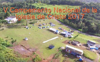 V Campamento Nacional 2017